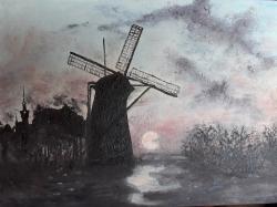 Větrný mlýn - 1297