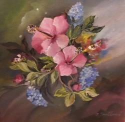 Kompozice květin