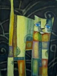 Kočka  - 1051