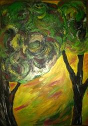 Rej ve stromech - 1306