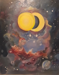 Vesmír - sblížení
