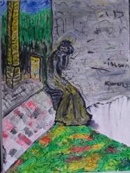 Alegorie - Ústecký hřbitov - 1267