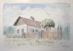 Dům s vrbou - 1319