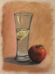 Sklenice vody - 1319