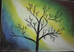 Smutný strom - 1333