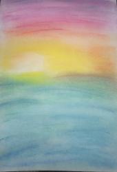 Východ slunce - 1333