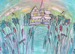 Dům u jezera - 1340