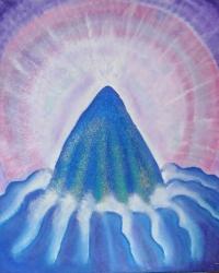 Hora v moři - 1366
