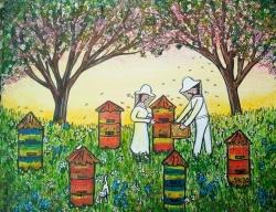 Včelaři - 1340