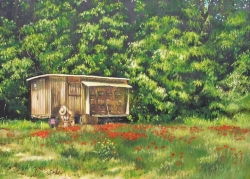 Včelí úl - 1417