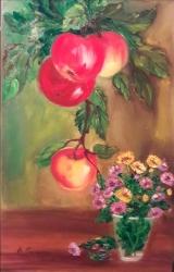Podzimní jablek