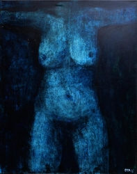 Modrý akt