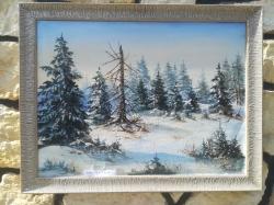 Brdy zima - 920