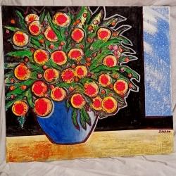 Vánoční kytice - 1340