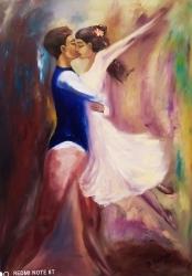 Tanec a vášeň