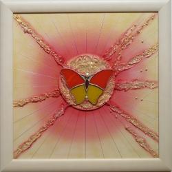 Hravý motýl - 1442