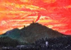 Krvavé nebe - 1446