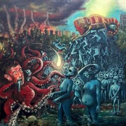 Apokalypsa  - 1446