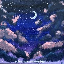 Na měsíc a nikdy zpátky - 1451