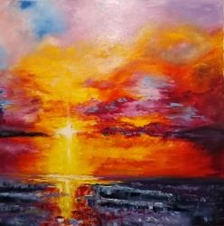 Sunset/Západ slunce