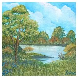 Jezero - 1340