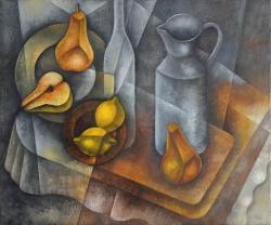Zátiší s ovocem - 1476