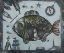 Velká ryba - 1476