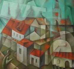 Streets of Prague - 1476