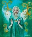 Zelený anděl
