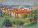 pod vinicemi Pražského hradu