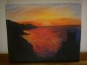 Západ slunce Mallorca