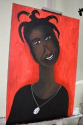 Africký černoušek