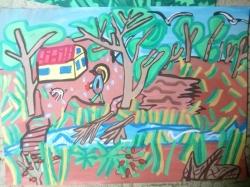 chata v lese - 1142