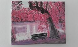Rúžový západ