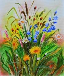 Polní květy
