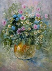 letní kytice - 1051