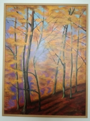 Podzimní stráň - 1196