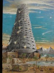 Bábel tower