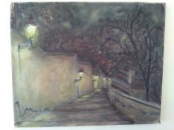 Staré zámecké schody - 1219