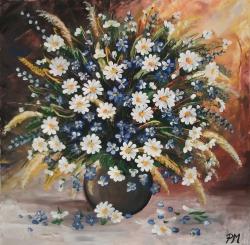 Luční kytice - 1218