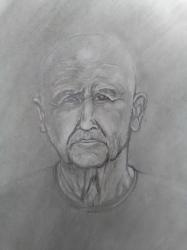 Portret - 1219