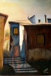 Židovské město - V mezírce - 1226