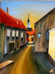Židovské město - Úzká - 1226