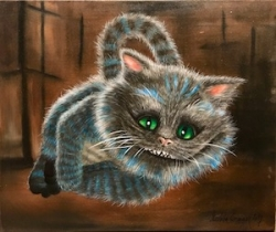 Cheshire Cat II. - 1087