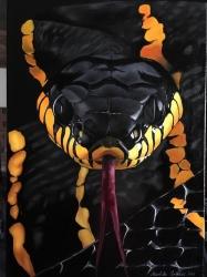 Nagini - il serpente