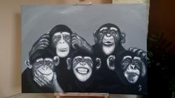 5 monkey - 1231