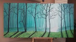 Deep forest - 1231