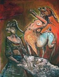 Lov na Pomezí - 1205