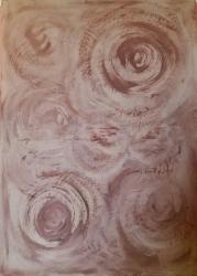 Nádech mramorových růží - 1233