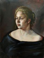 Dívka s dikobrazím ostnem - 1242